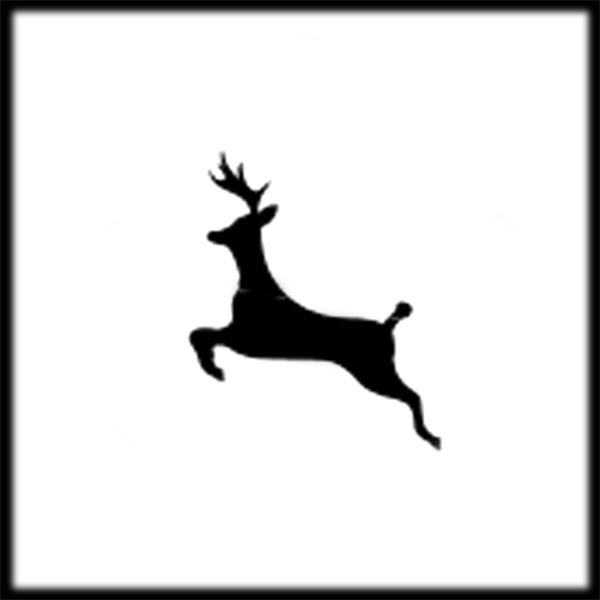 600x600 Deer Hunting Clip Art Clipart