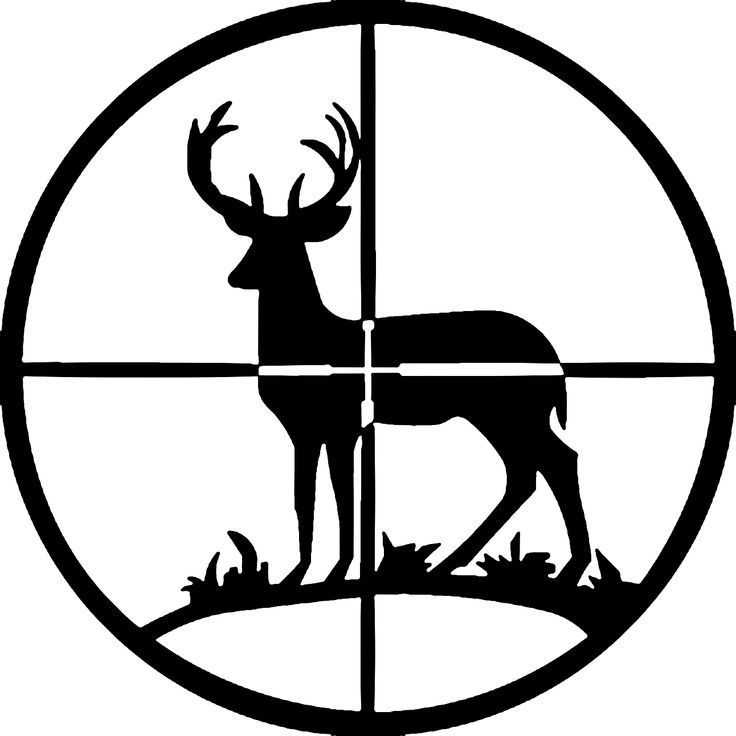 736x736 Deer Hunting Cartoons Free