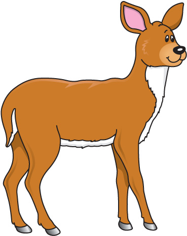 369x465 Gallery For Deer Hunting Clipart Free