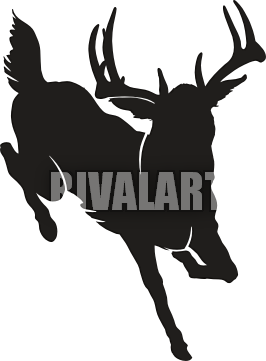 266x361 Buck Clipart Deer Hunting