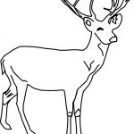 150x150 Deer Clip Art Deer Clip Art Free Vector In Open Office Drawing Svg