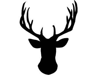 340x270 Deer Svg Etsy