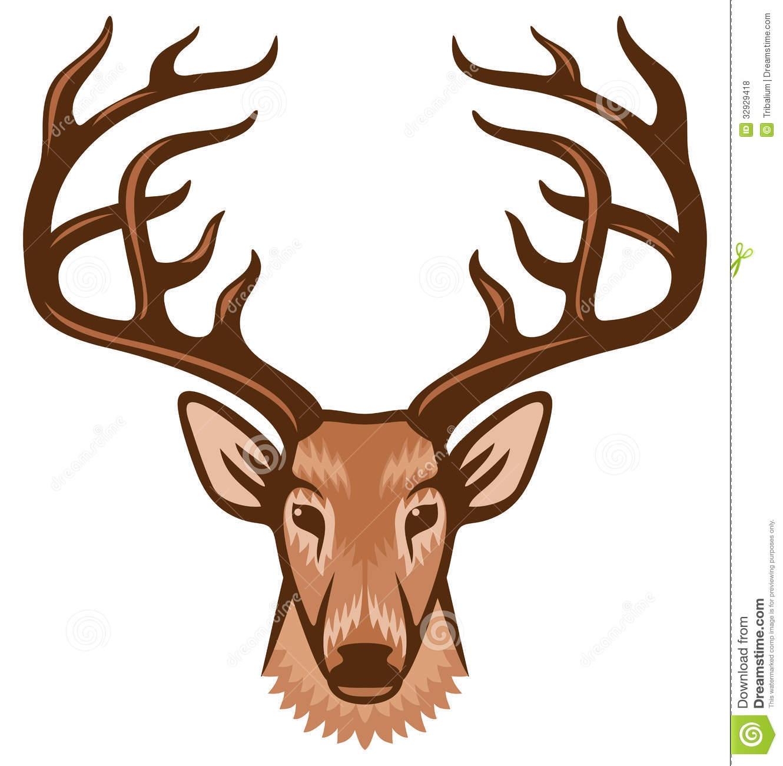 1330x1300 Deer Face Clipart