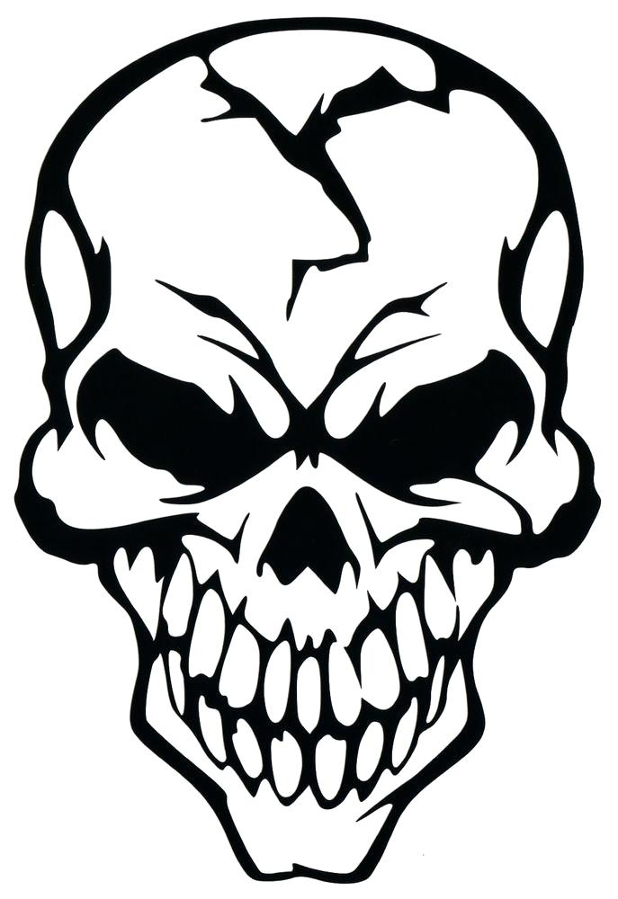687x1000 Skull Clipart Royalty Free Skull Illustration By Illustration