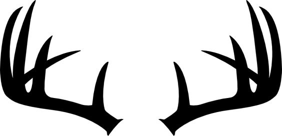 564x272 Deer Antler Clip Art Use These Free Images For Your Websites