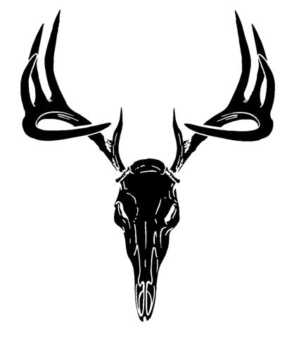 Deer Skull Decal Free Download Best Deer Skull Decal On