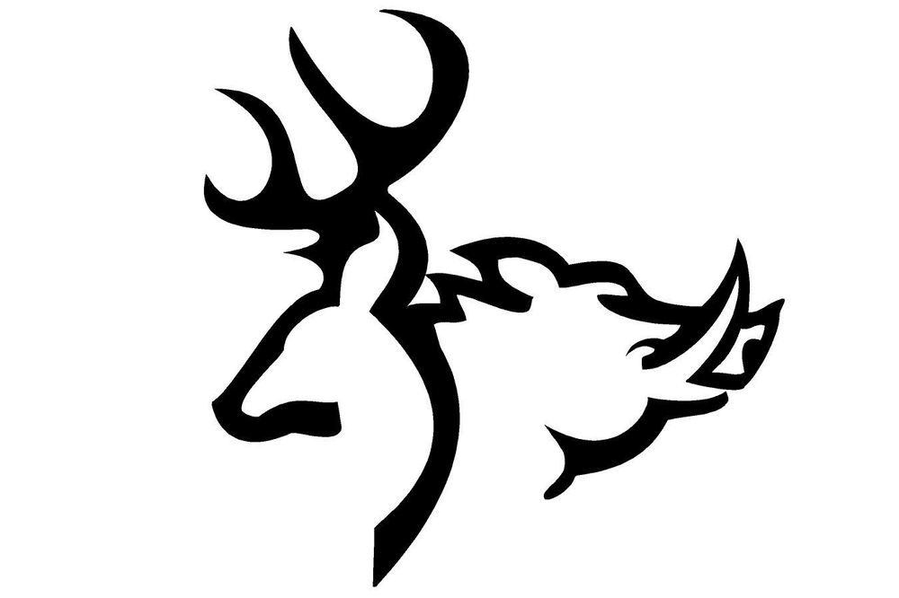 1000x666 Deer Stickers Ebay