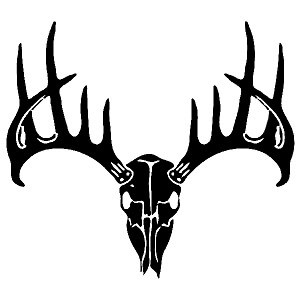 300x300 Skull Decals Country Boy Customs Store