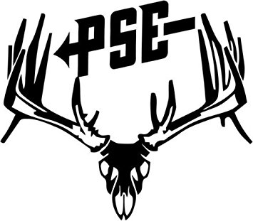 355x311 Pse Bow Hunting Deer Buck Skull Sportsman Car Truck