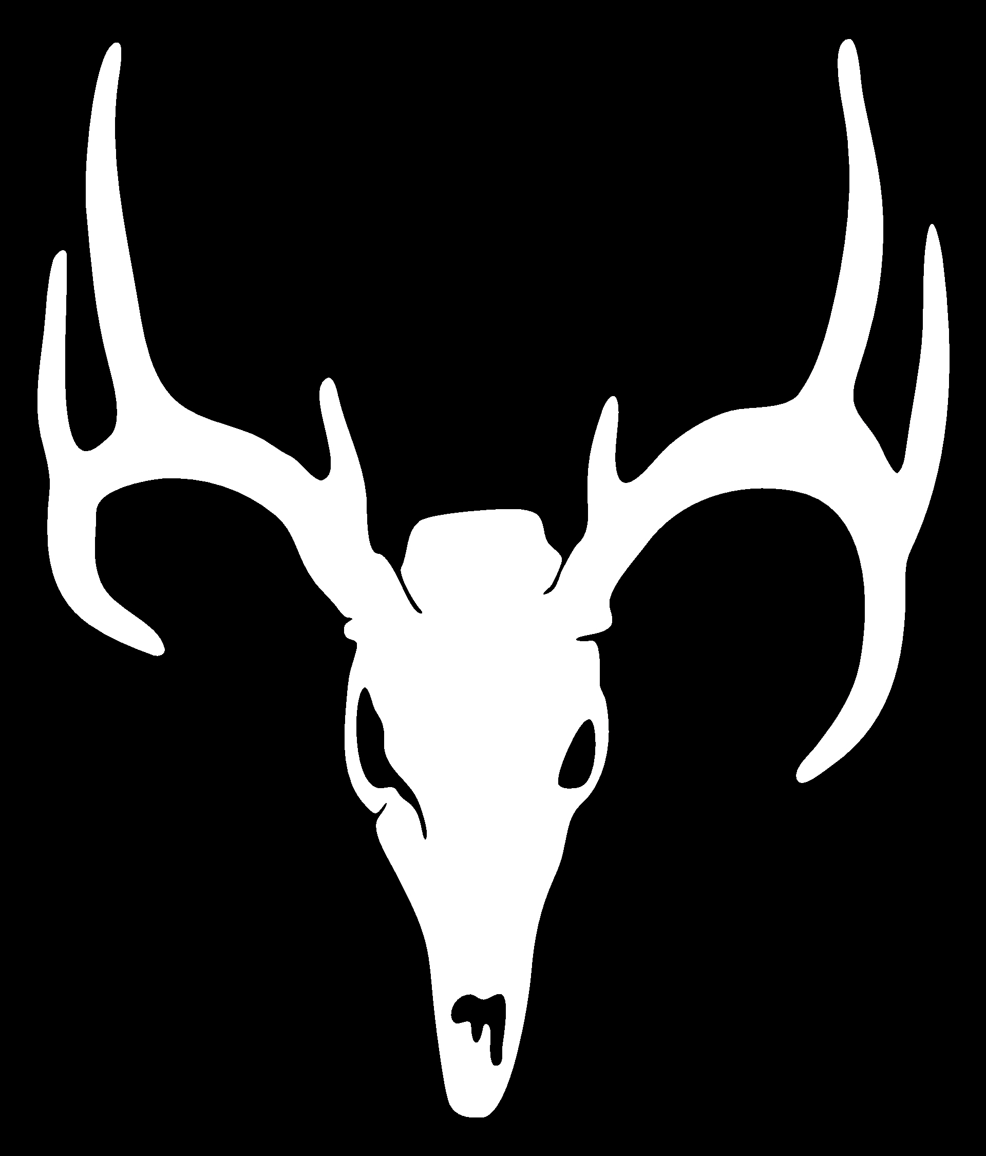 1920x2250 Best Deer Skull Clip Art