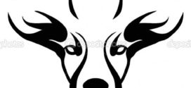 272x125 Top Best Deer Skull Drawing Ideas Antler