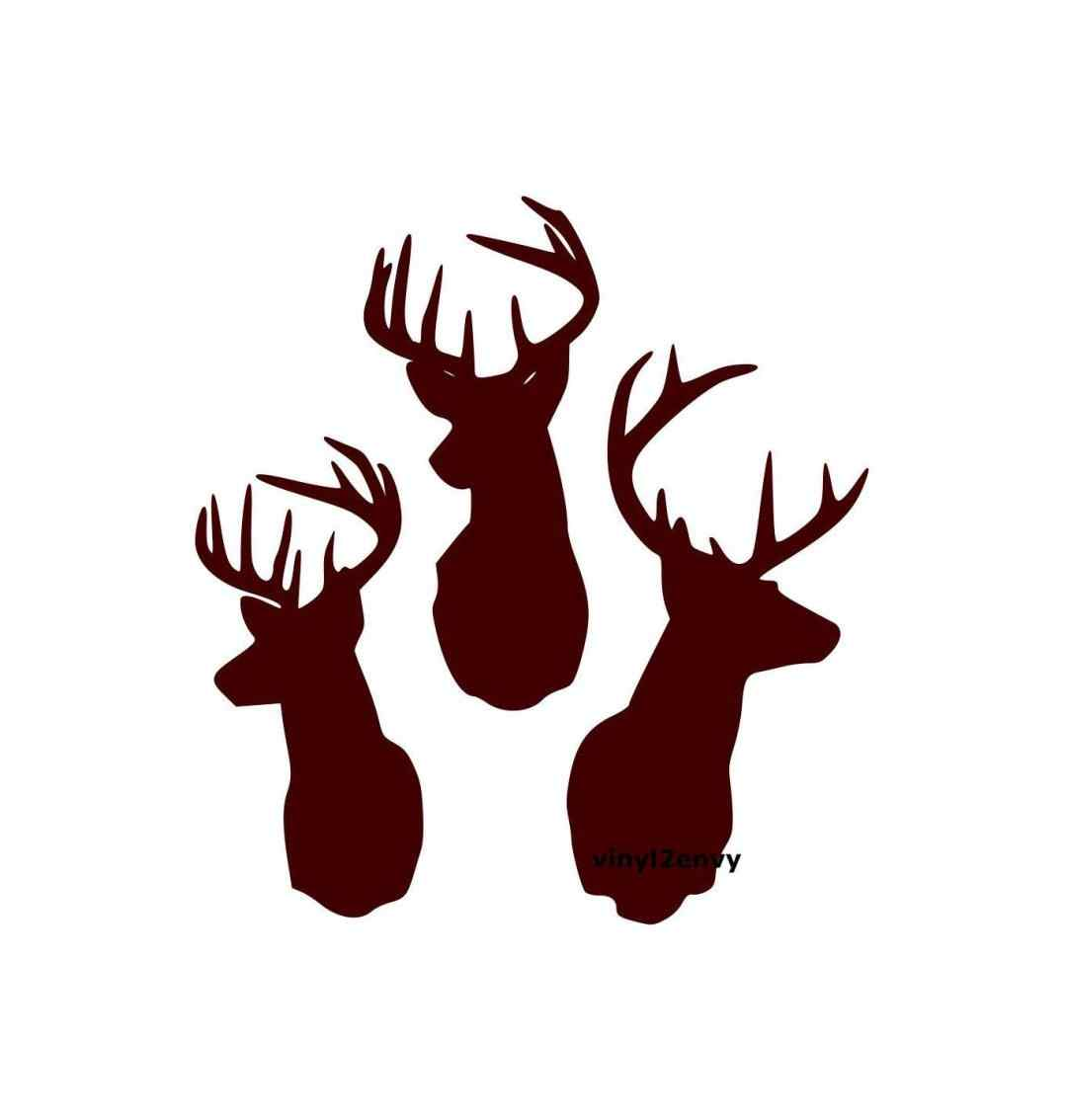 1078x1134 Decals Decor Hunting With Skull Car Deer Browning Wall Decals