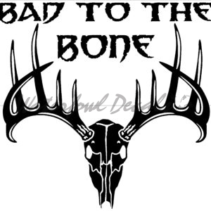 300x300 Deer Hunting Decals And Deer Hunting Stickers