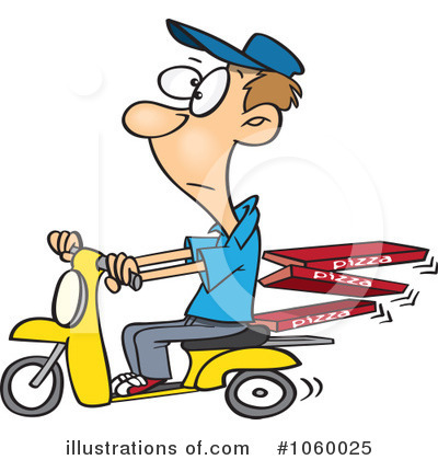 400x420 Pizza Delivery Clipart Cliparts