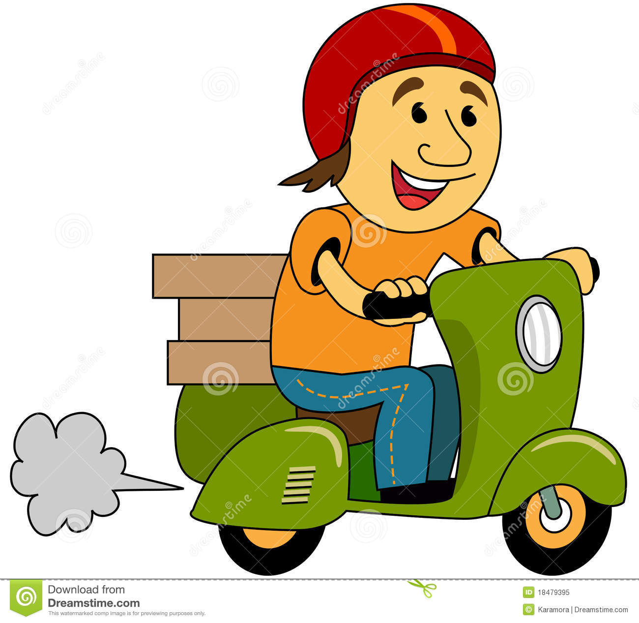 1300x1268 Bike Clipart Pizza Delivery