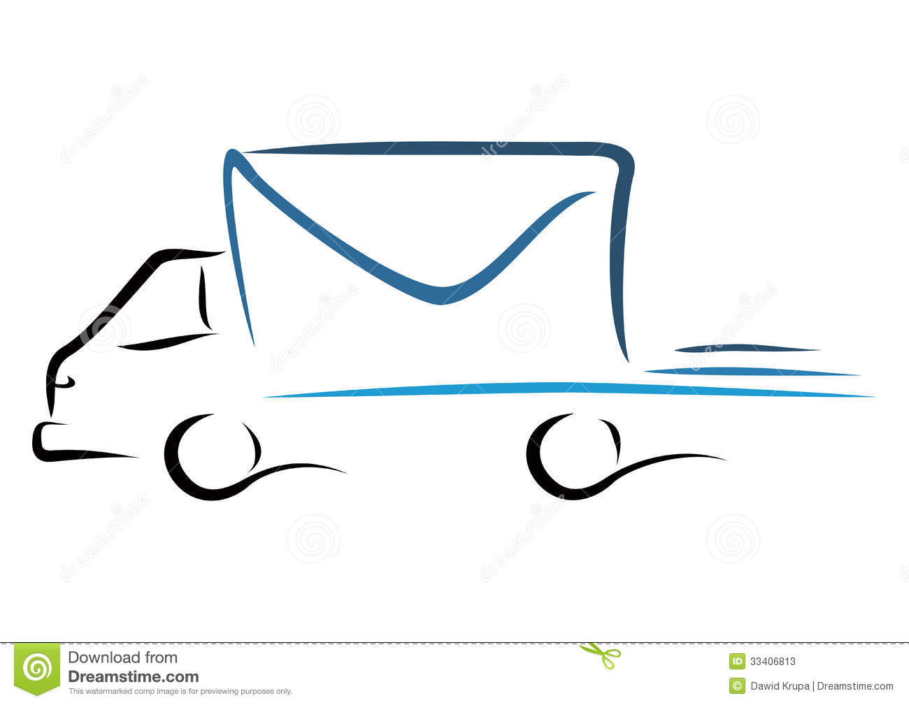 1300x1009 Truck Clipart Package Delivery