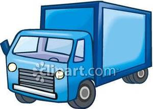 300x214 Delivery Truck