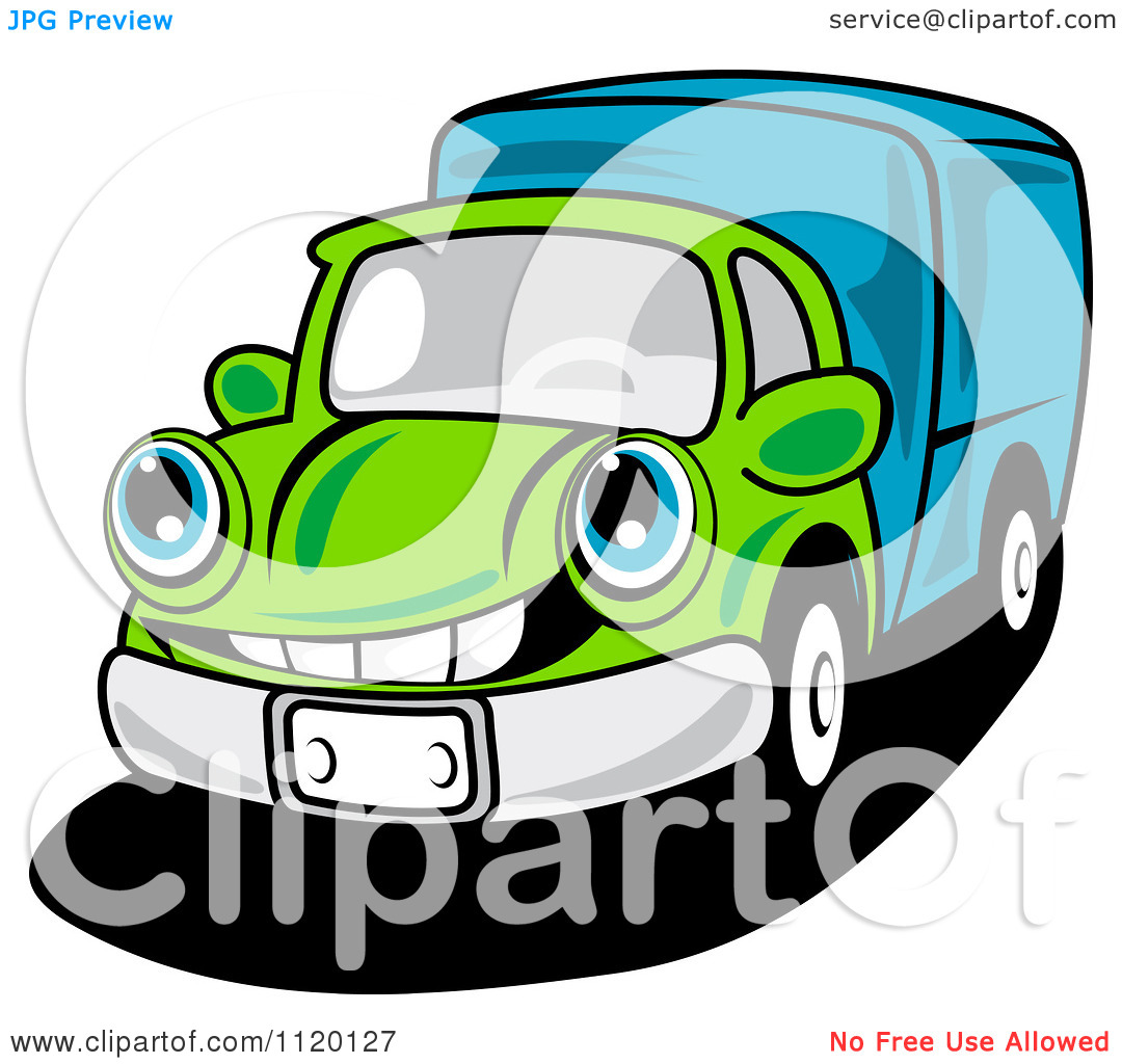 1080x1024 Delivery Truck Clipart 2206216