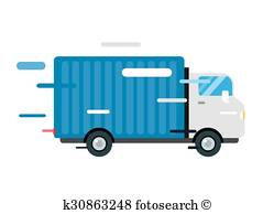 249x194 Delivery Truck Clipart Royalty Free. 26,489 Delivery Truck Clip