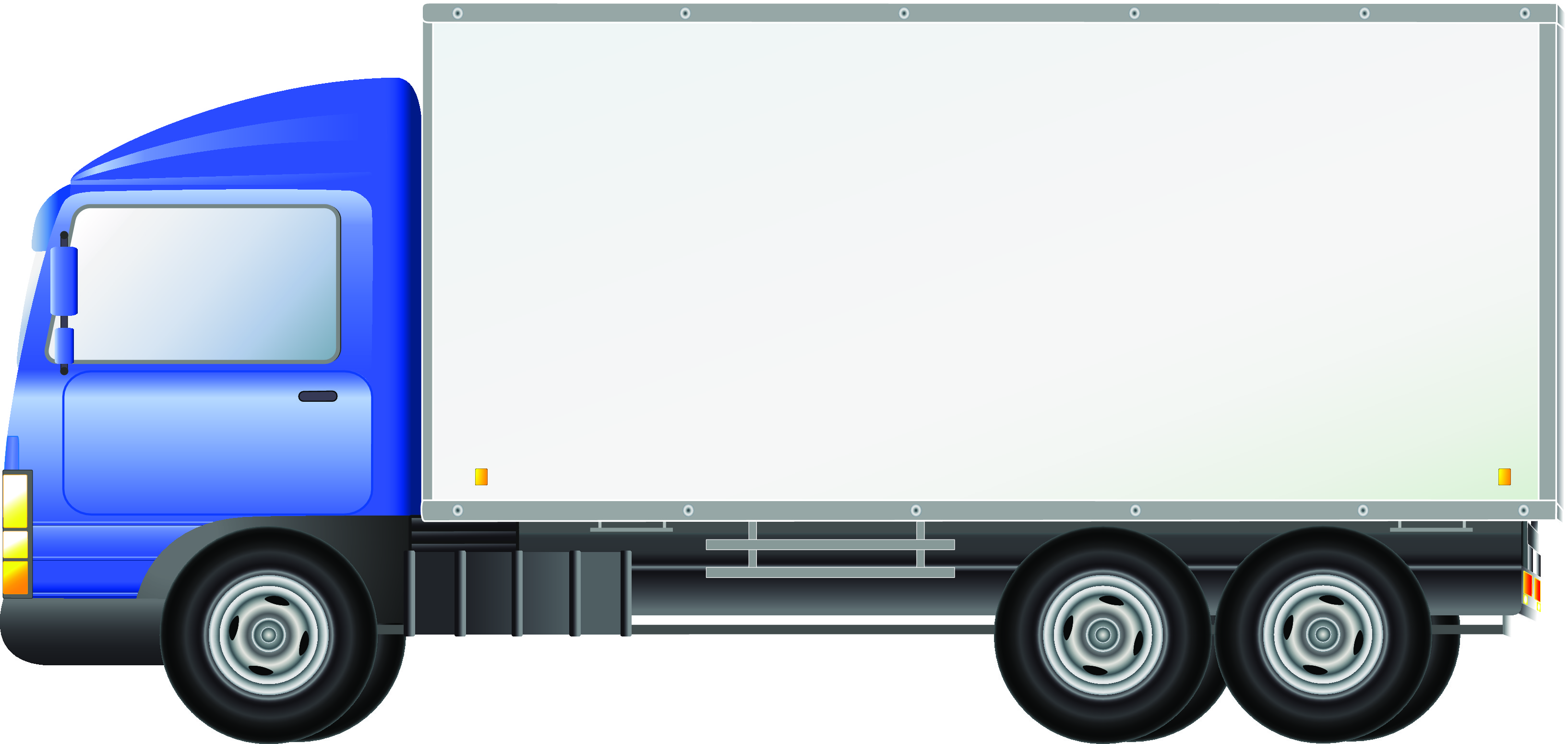 3267x1550 Free Delivery Truck Clipart Image