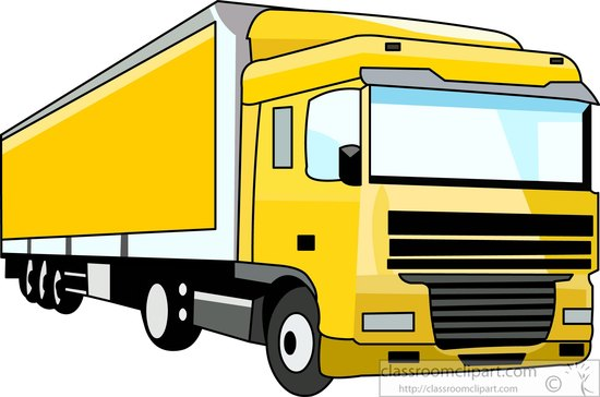550x364 Free Truck Clipart Clip Art Pictures Graphics