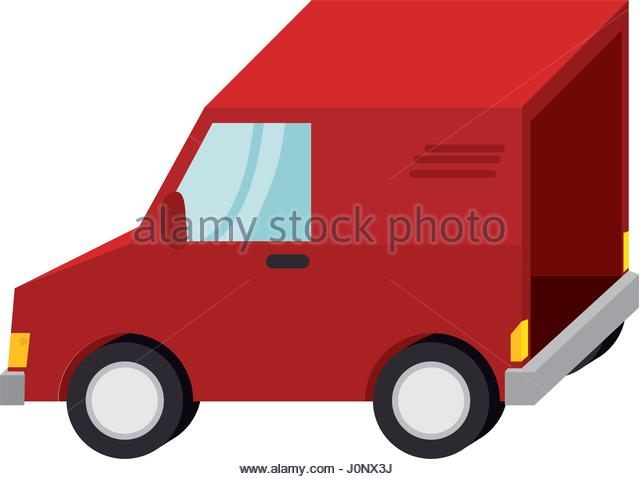 640x479 Delivery Van Goods Stock Photos Amp Delivery Van Goods Stock Images