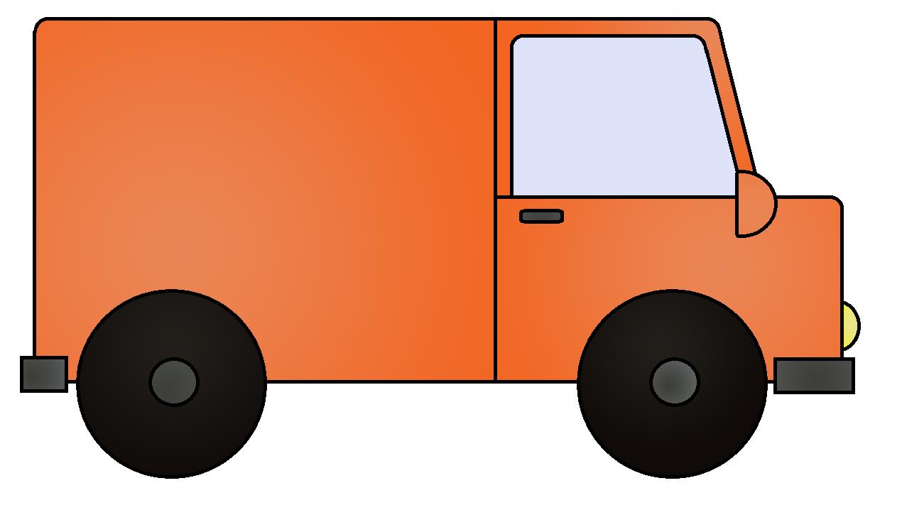 1270x718 Camper Clipart Delivery Van
