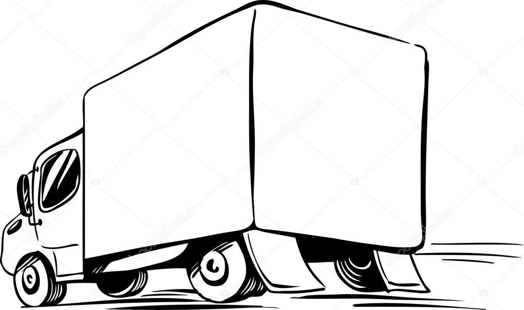 1022x604 Service Or Delivery Van