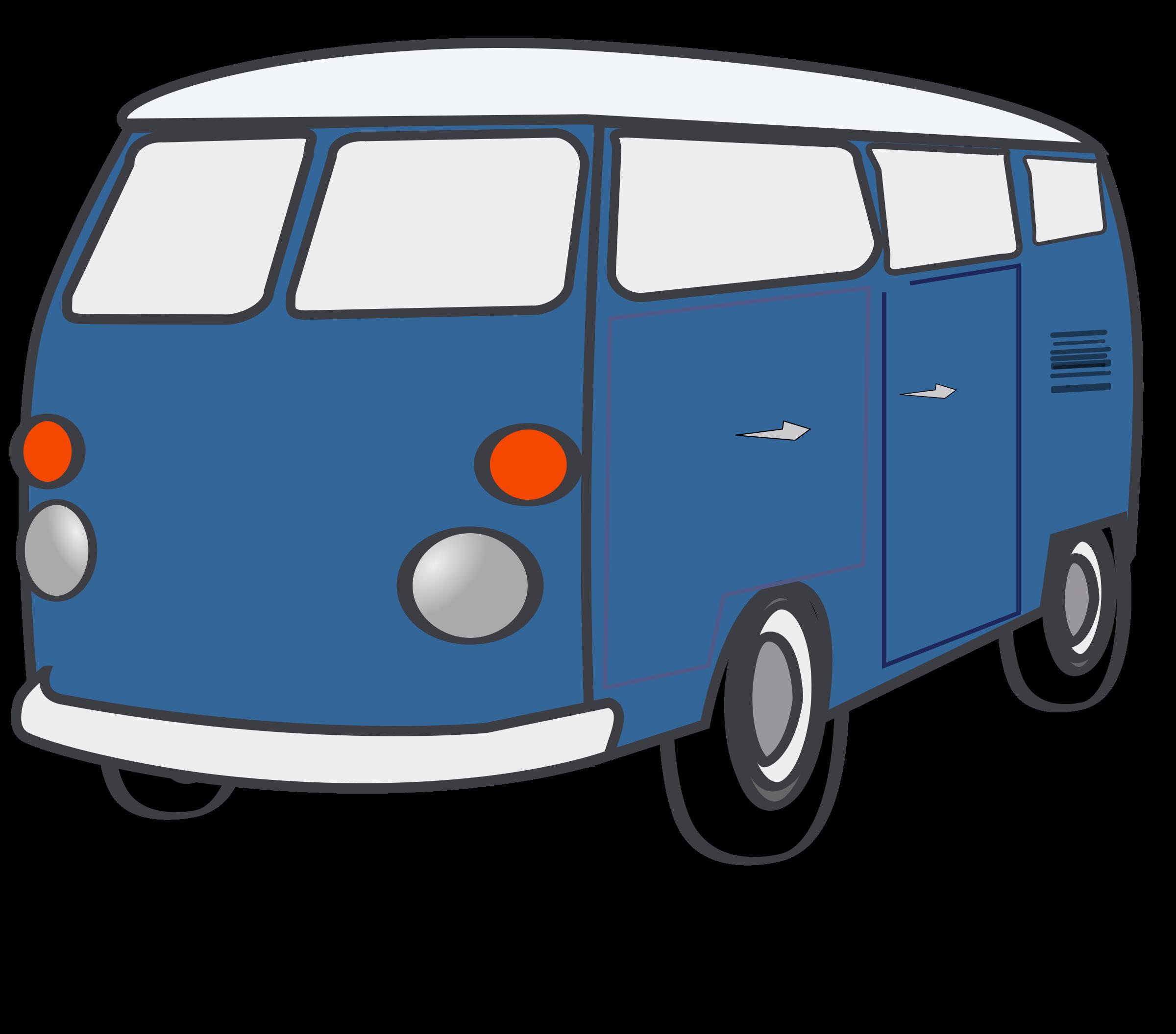 2400x2112 Van Clip Art