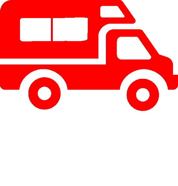 570x597 Van Clip Art