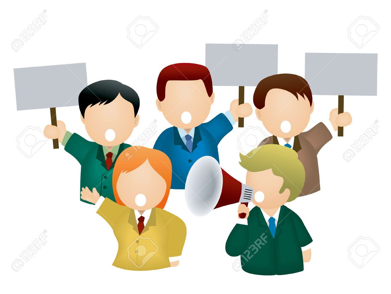 1300x980 People Rally Clipart Amp People Rally Clip Art Images