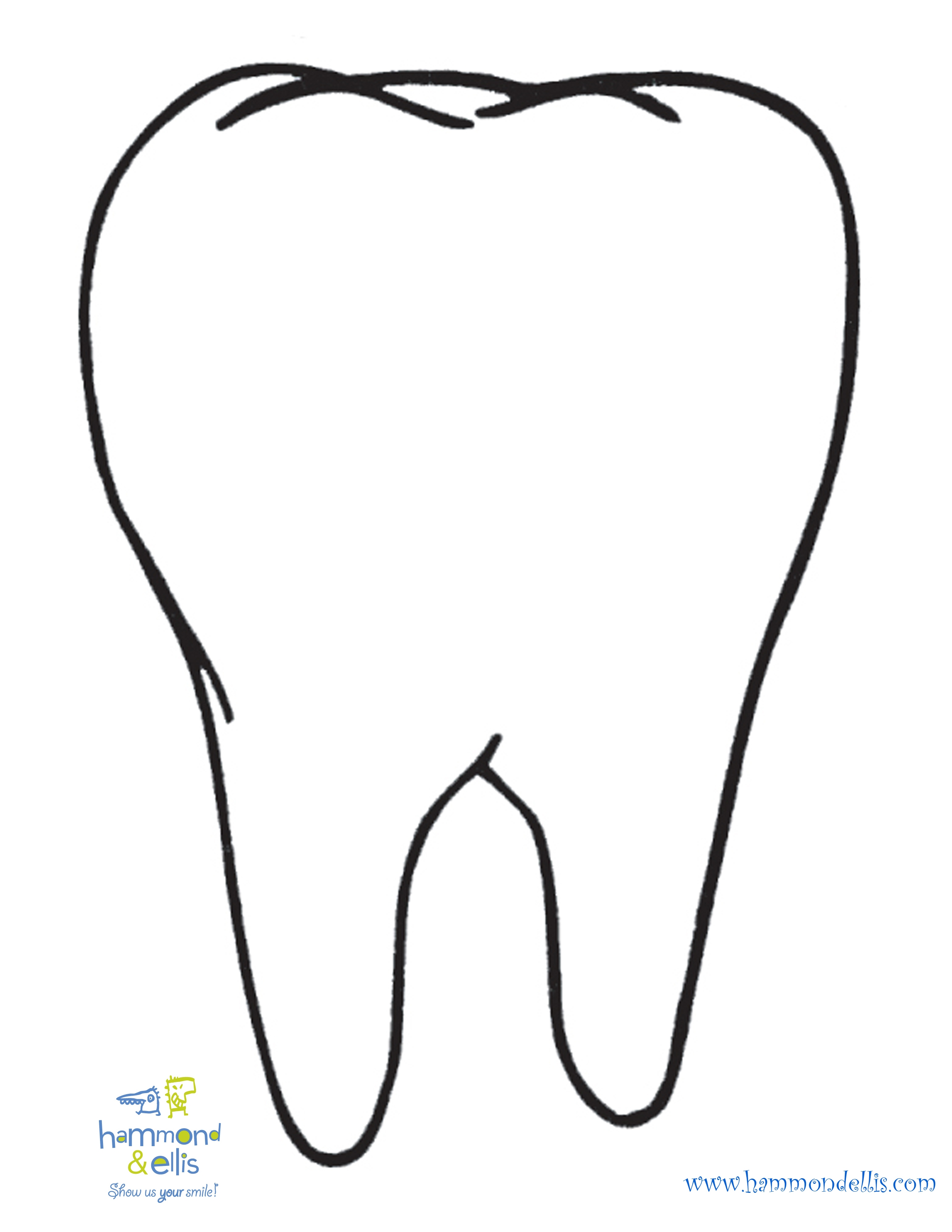 Tooth colorful. Dental cliparts free download