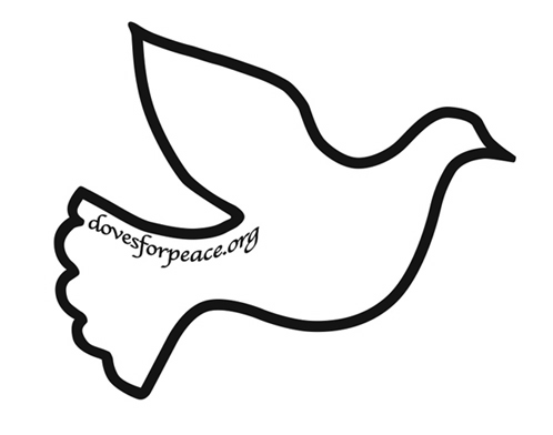 498x392 Best Dove Outline