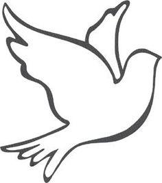 236x266 Dove Birds Drawings