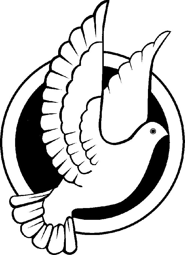 649x891 White Dove Cliparts