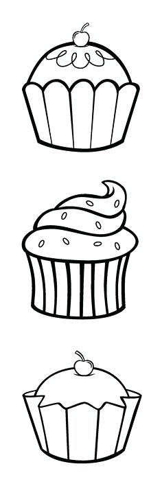 236x708 Dessert Clipart Dessert Clip Art Black And White Royalty Free Cake