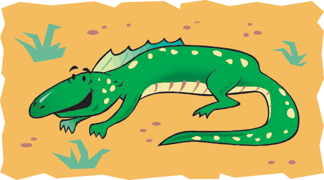 Desert Animals Clipart | Free download on ClipArtMag
