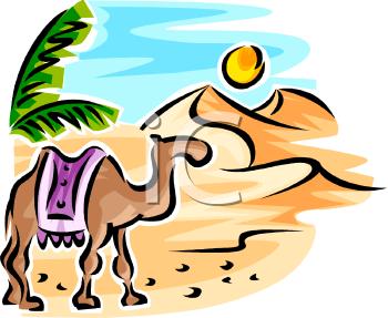 350x287 Desert Clipart Desert Camel