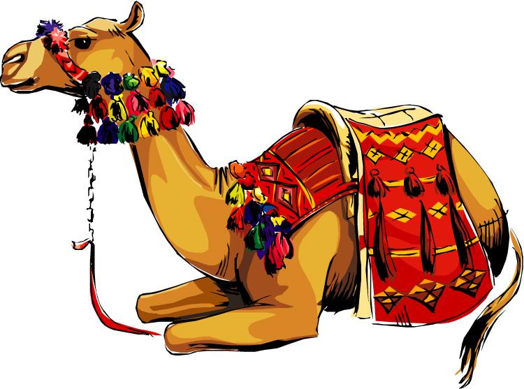 750x557 Egypt Clipart Desert Camel