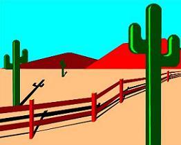 262x209 Free Desert Clipart