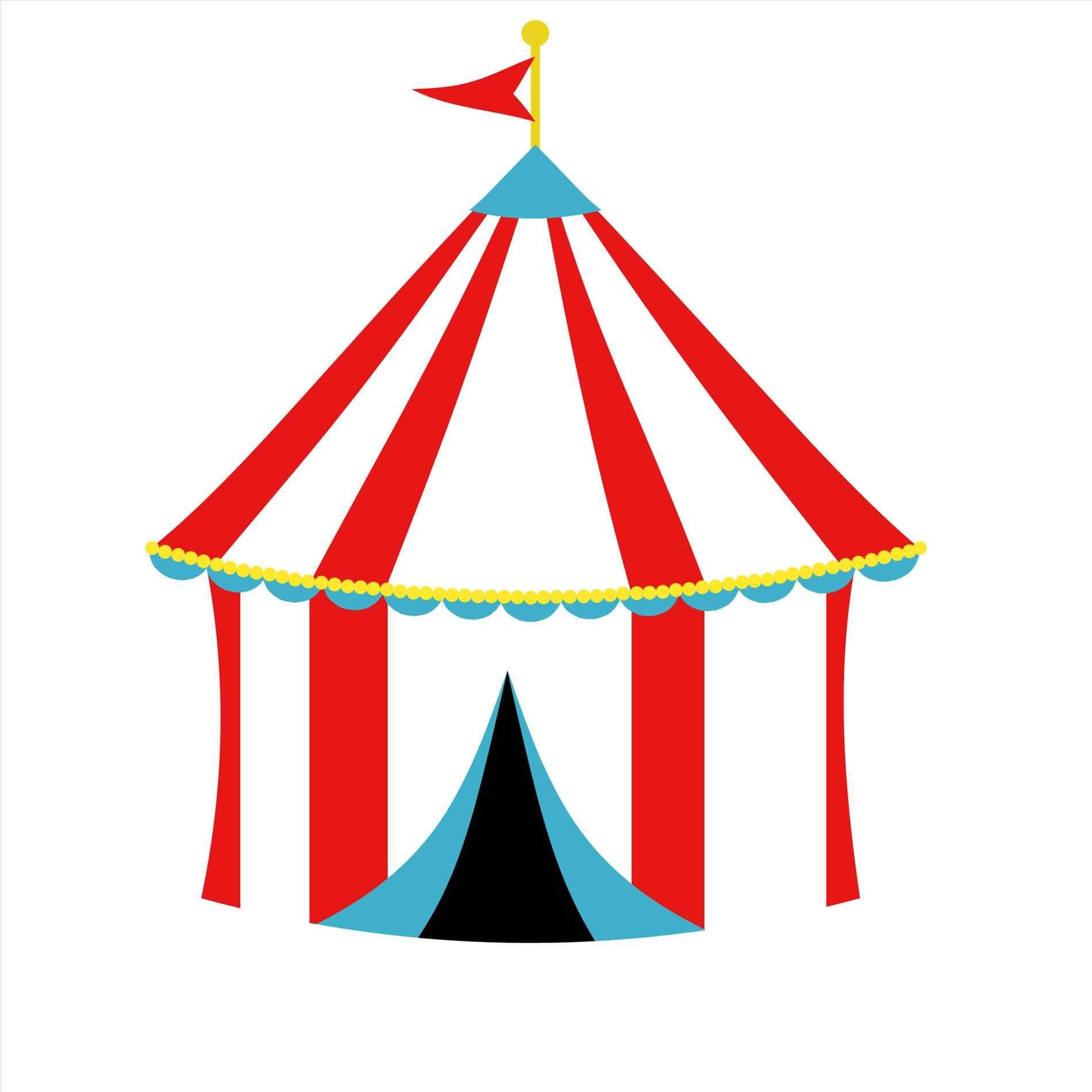 1900x1900 tents clipart