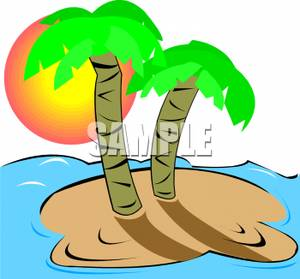 300x279 Desert Island Clip Art – Cliparts
