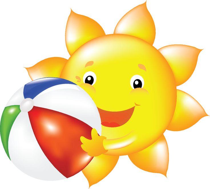 Desert Sun Clipart