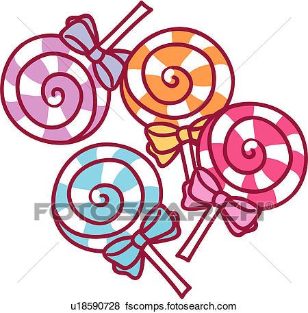 450x457 Clip Art Of Snack, Love, Cuisine, Food, Candy, Dessert, Valentine