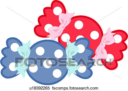 450x319 Clipart Of Dessert, Candy, Snack, Cuisine, Food, Celebration