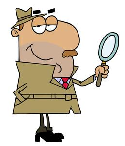 258x300 Detective Clipart Free Free Clipart Images 2 Clipartix Image