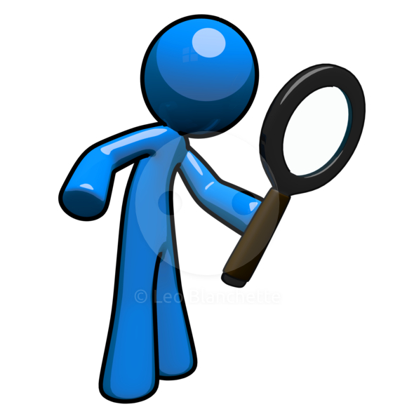 590x590 Magnifying Glass Detective Clipart Free Clipart 2
