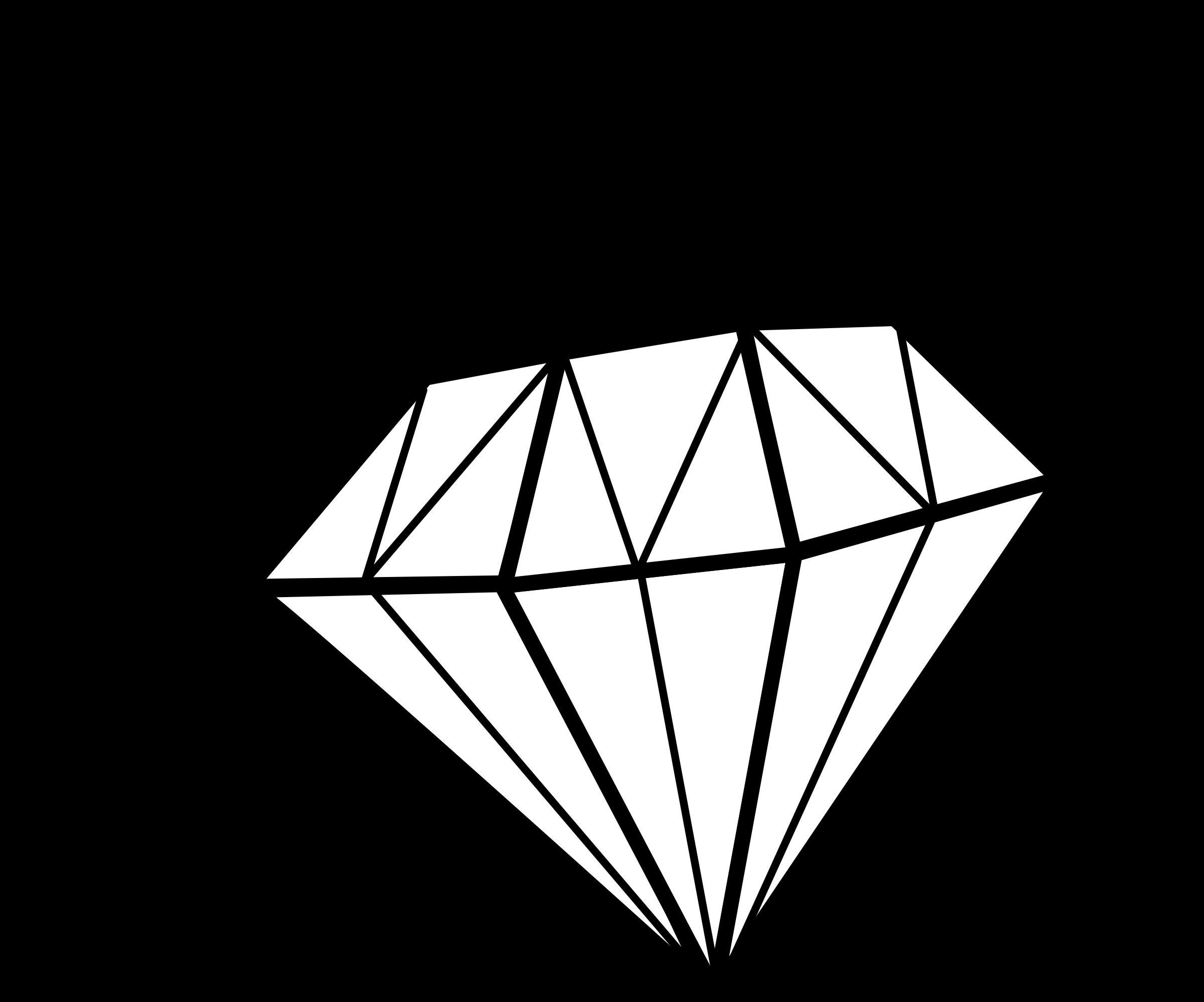 2400x1997 Free Diamond Clip Art Pictures