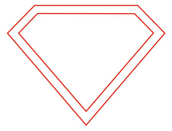 Diamond outline. Clipart free download best