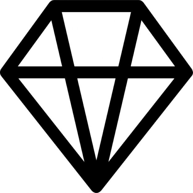 626x626 Diamond Shape Icons Free Download